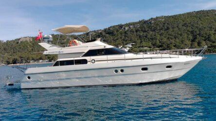 Motor yacht TOROS