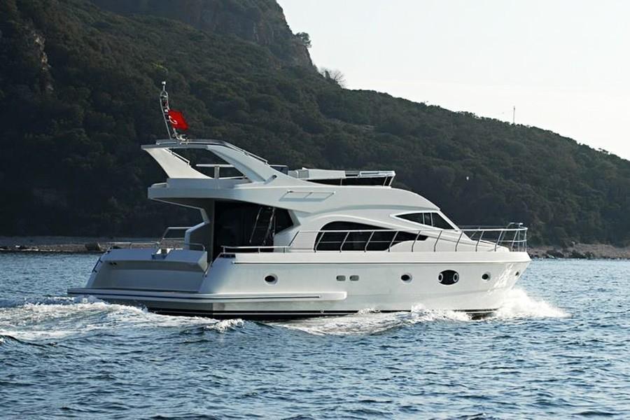 Motor yacht WHITE BLUE