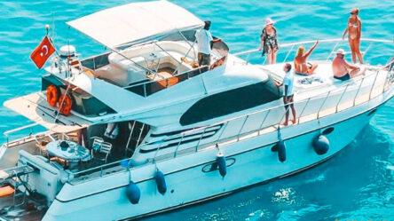 Motor yacht ALPEREN