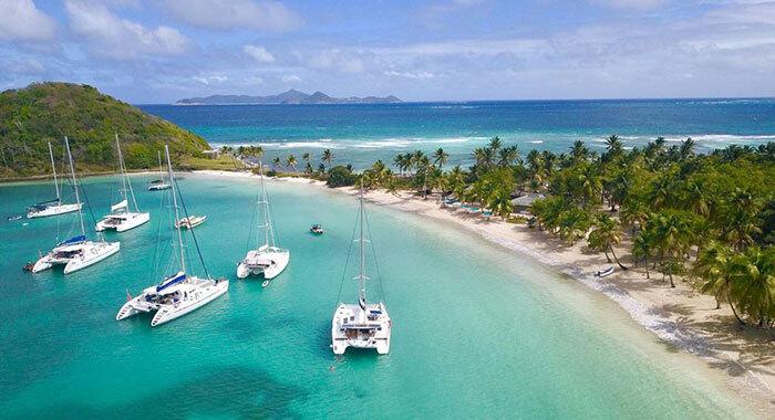 Отдых на яхте - удивительная Гренада
