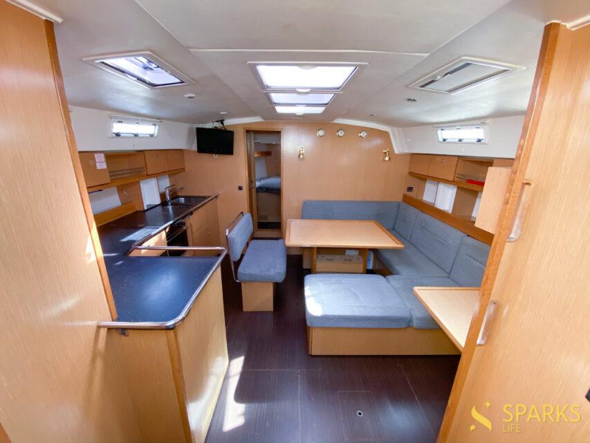 Sailing yacht Bavaria 45 PTITZA