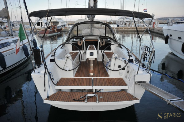 Sailing yacht Dufour 350 Grand Large