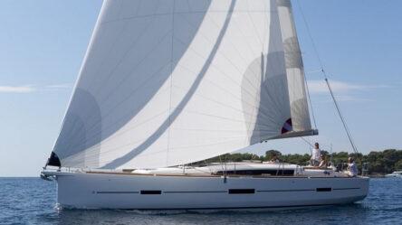 Парусная яхта Dufour 460 Grand Large (2019)