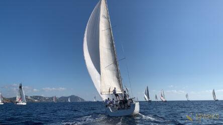 Sailing yacht NAUTICUM