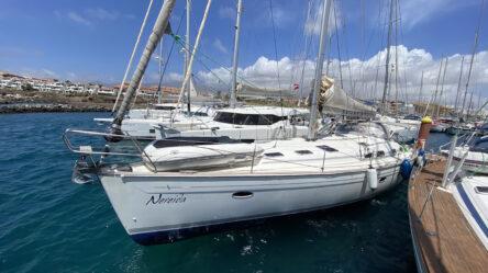 Sailing yacht NEREIDA