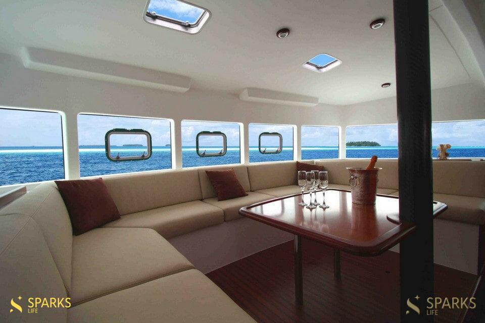 Аренда каюты на яхте Dream 60