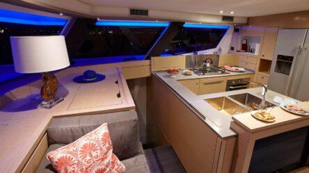 Аренда каюты на яхте Ipanema 58