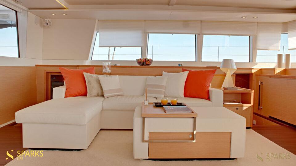 Аренда каюты на яхте Lagoon 620