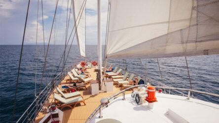 Аренда каюты на яхте Panorama II
