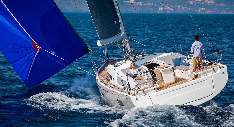 Sailing boat Beneteau Oceanis 46.1