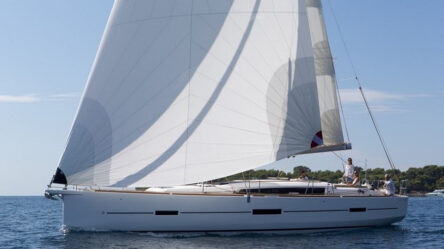 Sailing boat Dufour 460 Grand Large (2019)