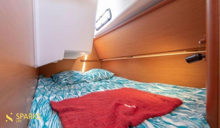 Sailing boat Jeanneau Sun Loft 47