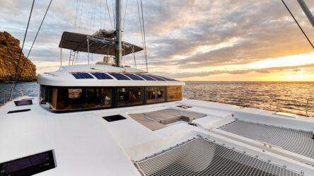 Sailing catamaran Neptuno