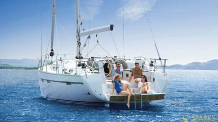Sailing yacht ARTEMISIA
