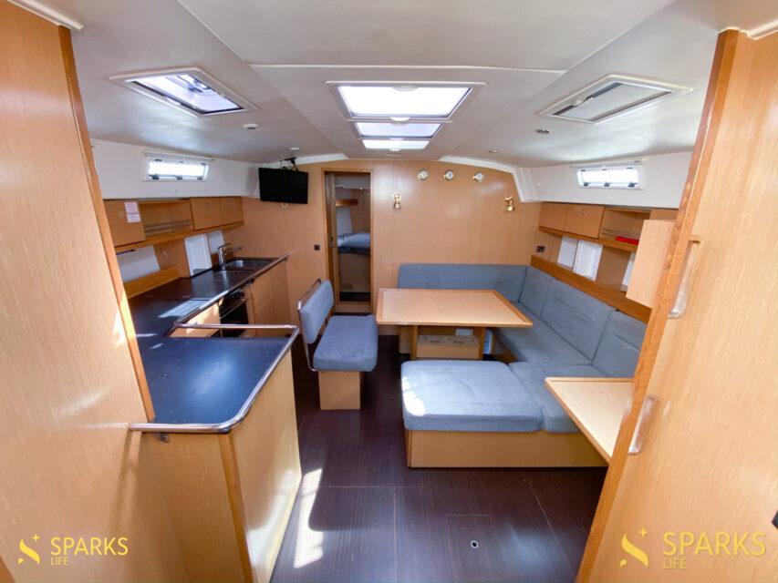 Парусная яхта Bavaria 45 PTITZA