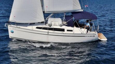 Парусная яхта Bavaria C 34