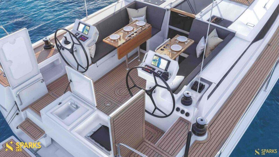 Парусная яхта Bavaria C45