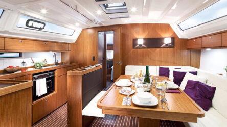 Парусная яхта Bavaria Cruiser 46 (2020)