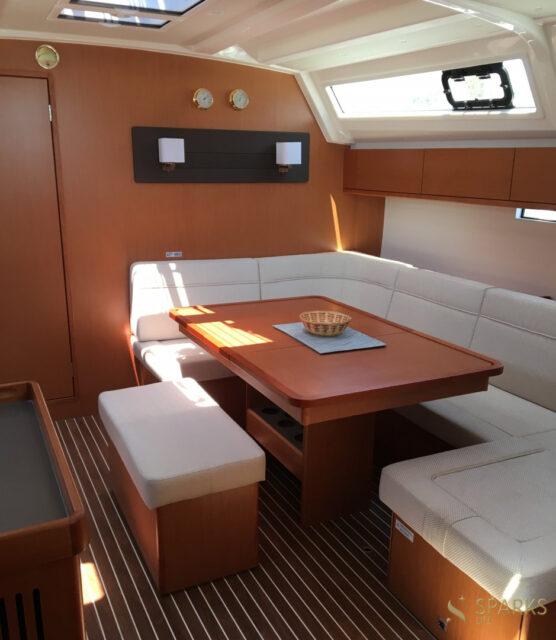 Sailing yacht Bavaria Cruiser 46 (2020)