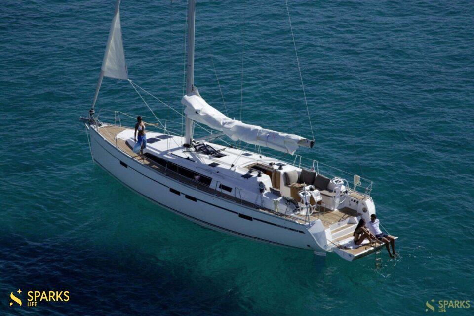 Sailing yacht Bavaria Cruiser 46