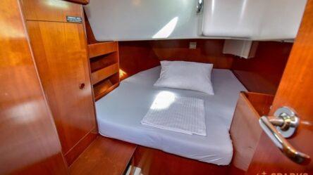 Sailing yacht BURDA
