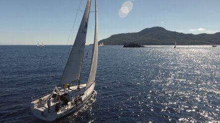 Парусная яхта Cancan