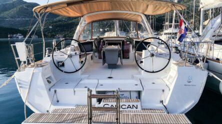 Sailing yacht Cancan