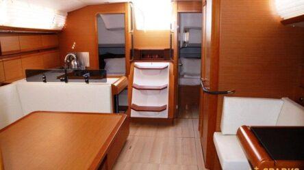Парусная яхта CODE