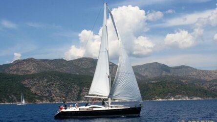 Sailing yacht COUNTESS