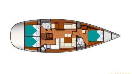 Парусная яхта COUNTESS