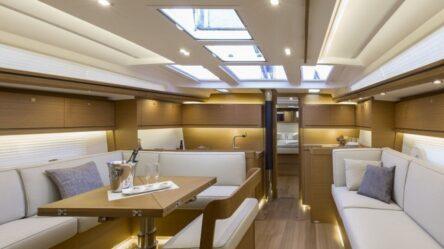 Парусная яхта Dufour 520 Grand Large