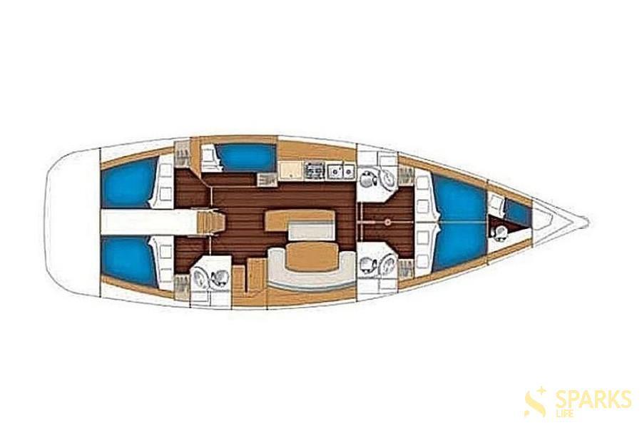 Sailing yacht FILYOS