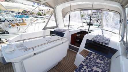 Sailing yacht KISMEE