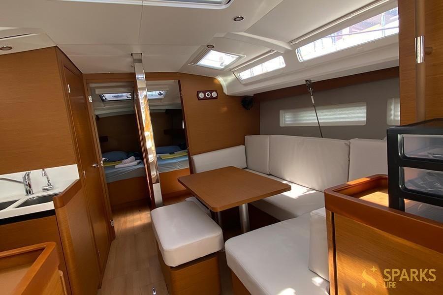 Sailing yacht LORNIA