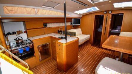 Sailing yacht NAZLI DENIZIM
