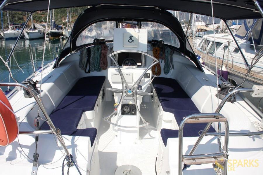 Sailing yacht NERINA
