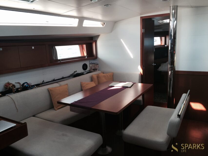 Sailing yacht ROXANNA