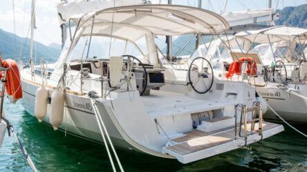 Sailing yacht Rumba