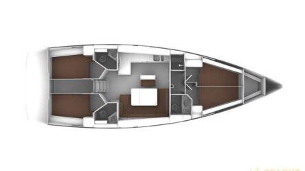 Sailing yacht SANTIAGO