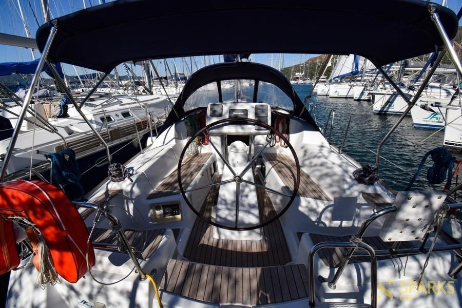 Sailing yacht SCHNECKE