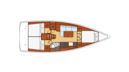 Парусная яхта SOLAR