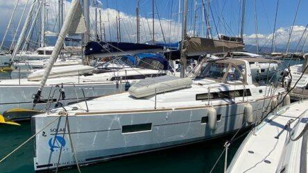 Sailing yacht SOLAR
