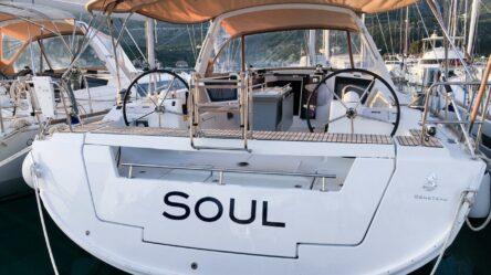 Sailing yacht Soul