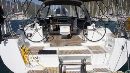 Sailing yacht TONIC