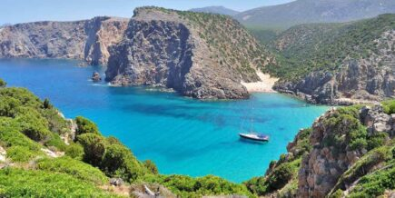 Sardinia one week yacht tour