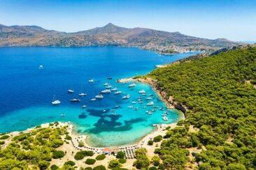 Семидневный тур на яхте по греческим островам