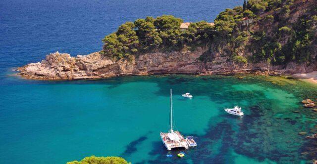 круиз на яхте в Турции