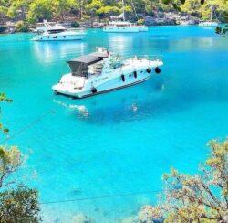 Турция с моря – круиз на яхте