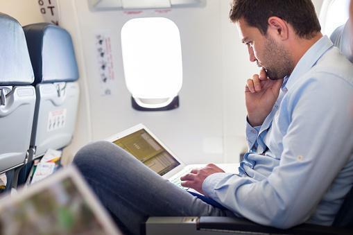 Частный самолет для бизнес поездки