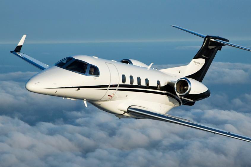 Заказ частного самолета